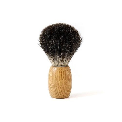 Blaireau de rasage chêne Gentleman Barbier