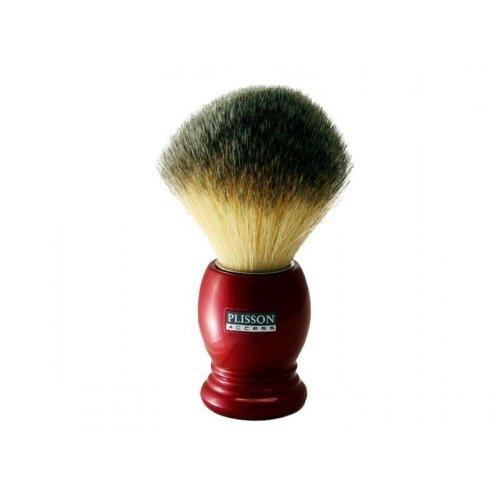 Brosse à raser rouge nacré Plisson