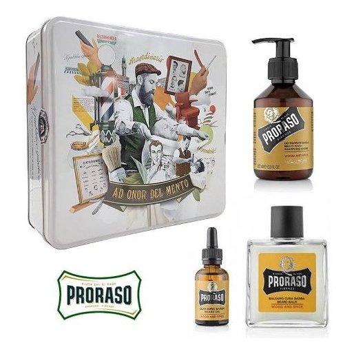 Coffret soin pour barbe Proraso