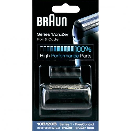 Grille et Couteau Braun 10B / 20B (1000/2000 Series)
