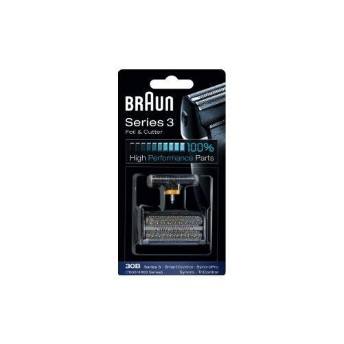 Grille et couteaux Braun series 3 (30B)