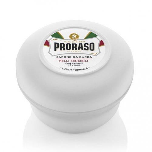 Savon à raser Proraso, peaux sensibles