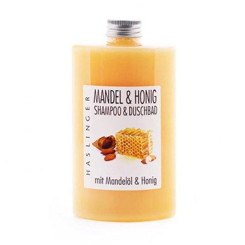 Shampooing et gel douche Haslinger