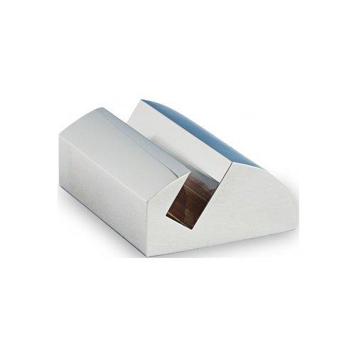 Support rasoir PLISSON en laiton massif chromé