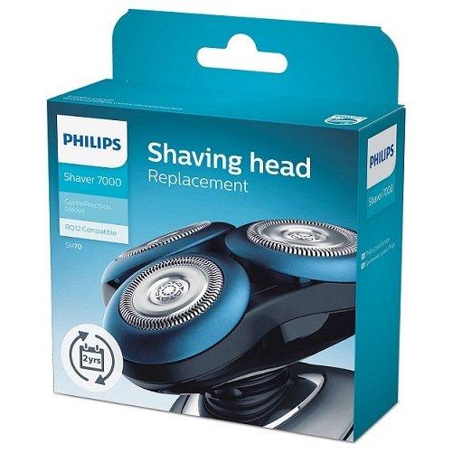 3 têtes Philips SH70 series 7000 RQ10 RQ12