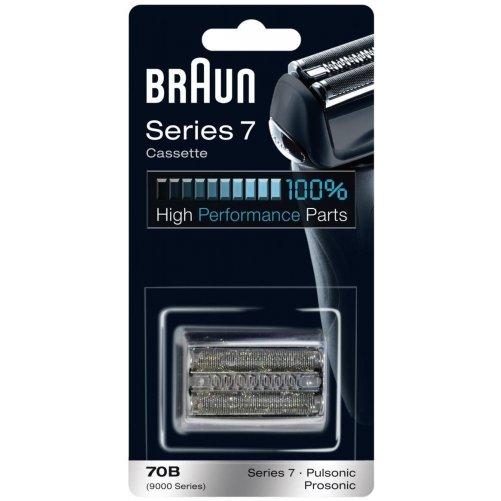 Cassette grille et couteaux Braun 70B