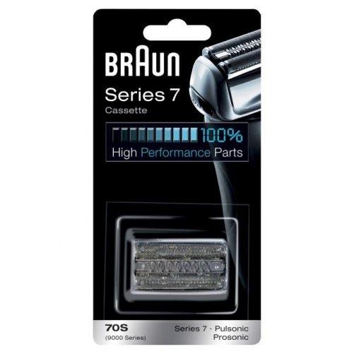 Cassette grille et couteaux Braun 70S