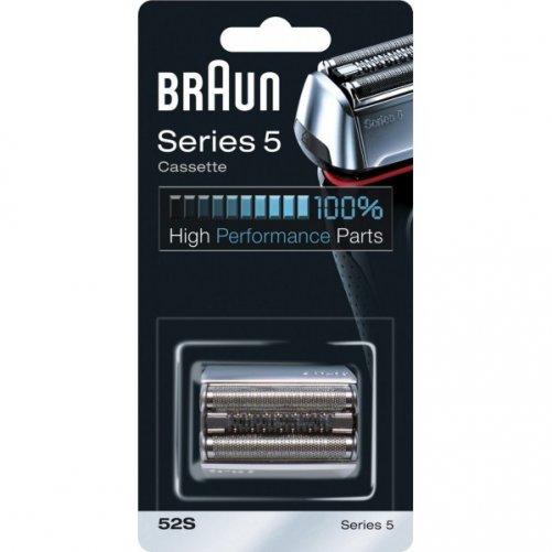 Cassette series 5 52S = couleur argent