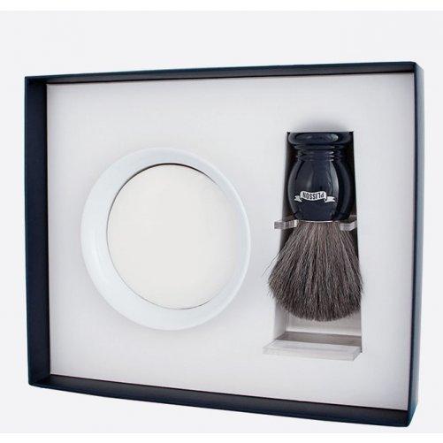 Coffret de rasage Plisson 4 pièces