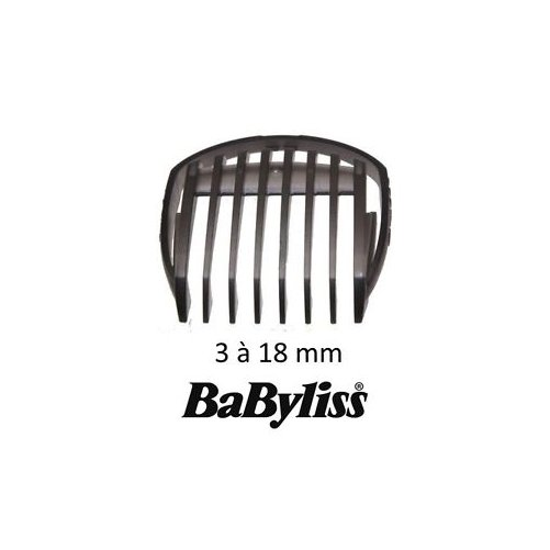 Guide de coupe Babyliss 3-18 mm
