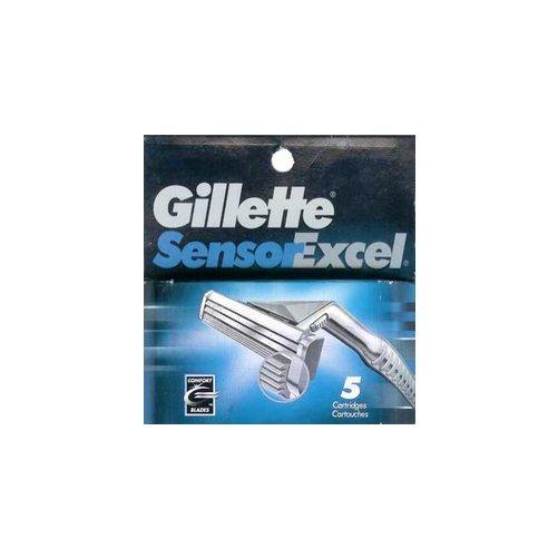 Lames Gillette Sensor Excel