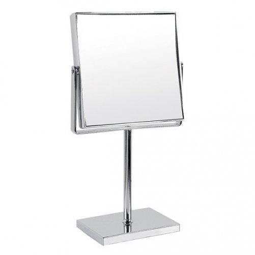 Miroir carré grossissant X7 à poser Gerson