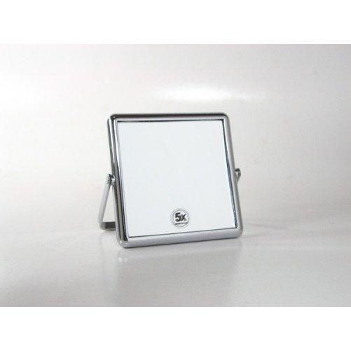 Miroir carré X5 de voyage ou sac GERSON