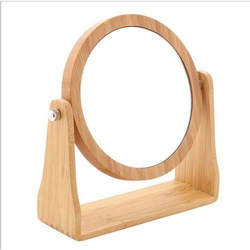 Miroir grossissant x 5 bambou bio Novex