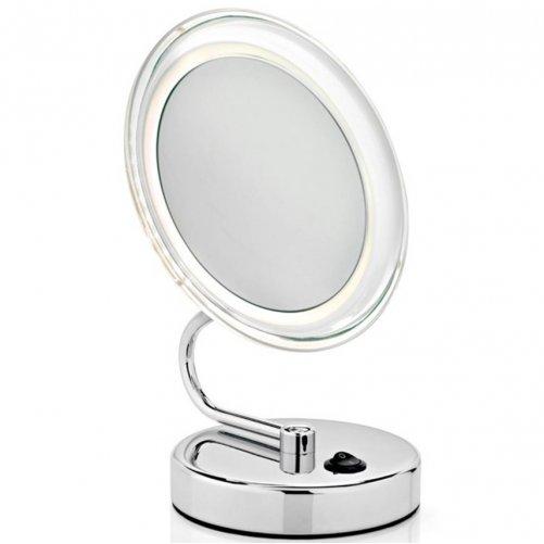 Miroir lumineux grossissant 10 fois Novex