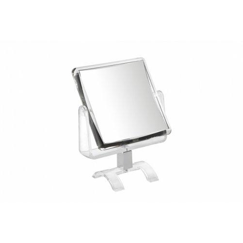 Miroir sur pied acrylique / chromé NOVEX