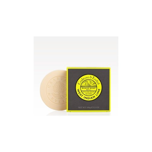 Savon à raser Crabtree West Indian Lime