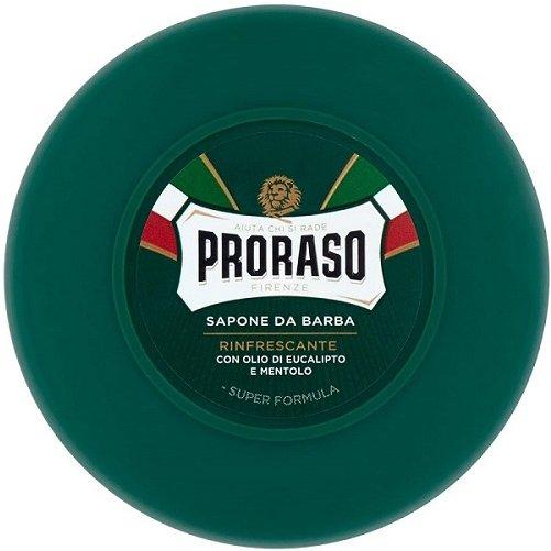 Savon à raser Proraso, ligne verte