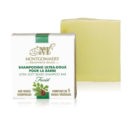 Shampooing barbe Forêt Montgommery 80 g
