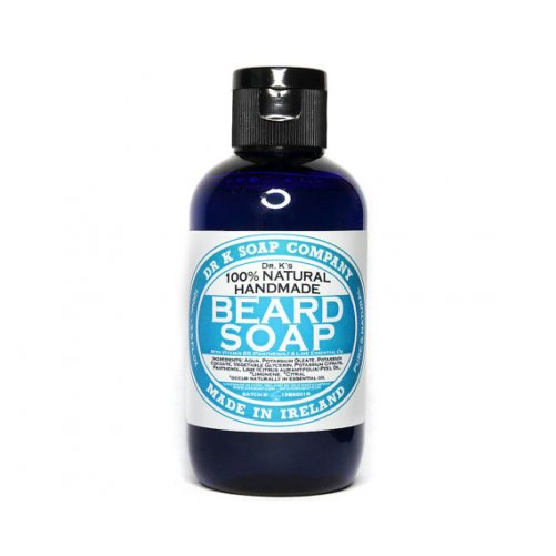 Shampooing pour barbe DR K's Beard Soap