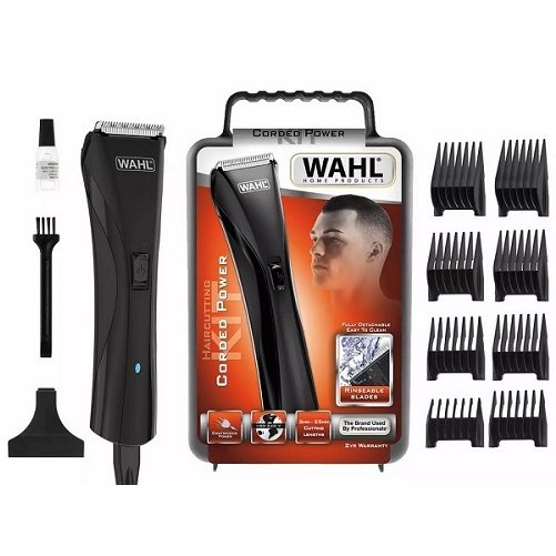 Tondeuse cheveux barbe Hair & Beard Corded WAHL