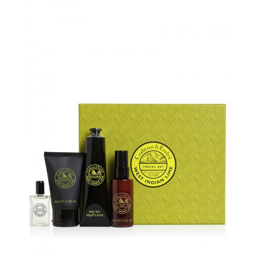Coffret de voyage West Indian Lime