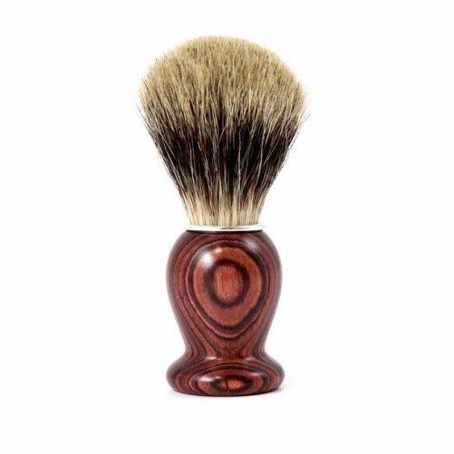 Blaireau Bois de Violette Gentleman Barbier
