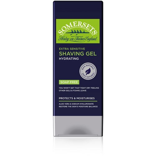 Gel de rasage Extra Sensitive Somersets