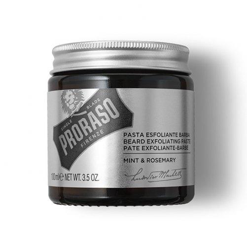 Pâte exfoliante pour la barbe Proraso