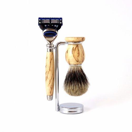 Set à raser Fusion Gentleman Barbier