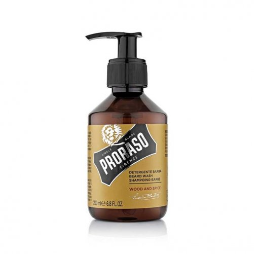 Shampooing pour barbe PRORASO