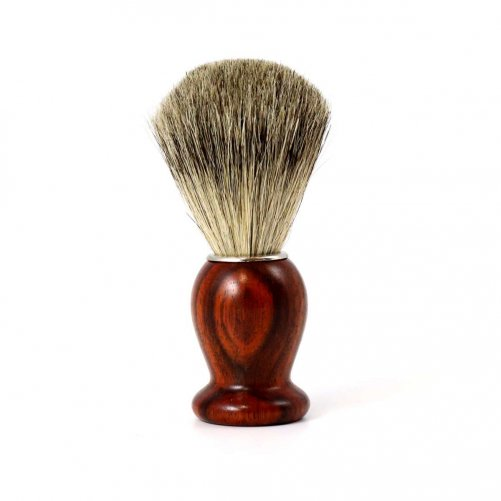 Blaireau de rasage Cocobolo Gentleman Barbier