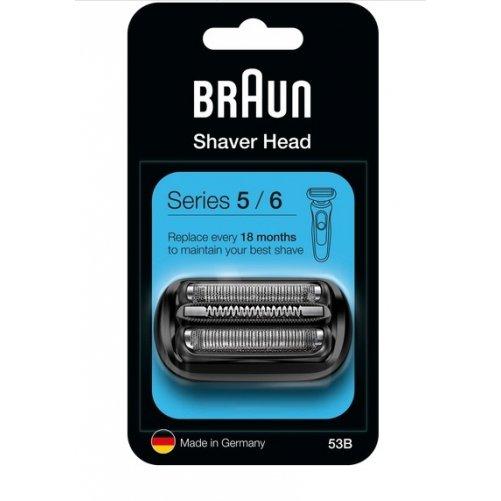 Cassette de rasage BRAUN 53B