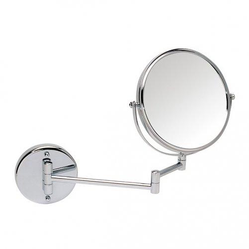 Miroir mural double bras grossissant 7X Gerson