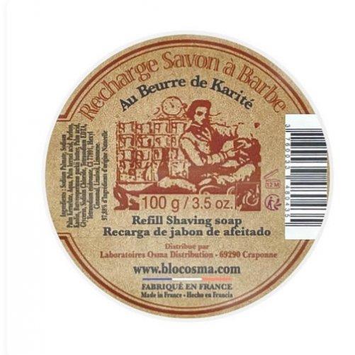 Savon à barbe OSMA au beurre de karité