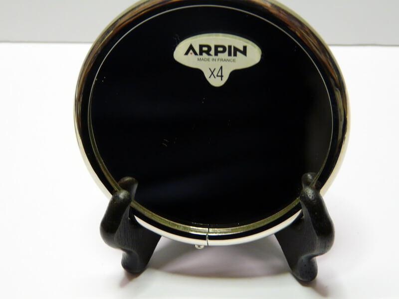 Miroir de sac grossissant x 4 arpin haute qualit for Miroir de voyage