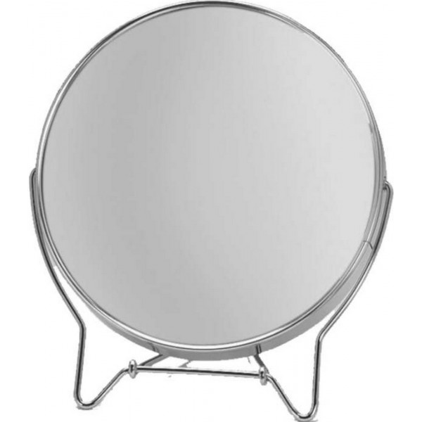 Miroir double face rond for Miroir double face