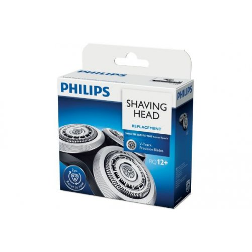 3 Têtes philips RQ12/60 serie 9000 + capot de protection