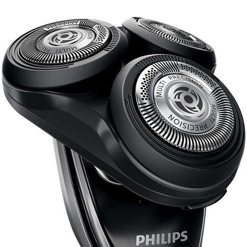 3 Têtes philips SH50